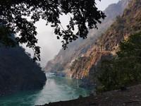 Devprayag_En route_One of the deep ravines