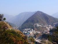 Devprayag_Our first view