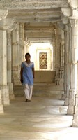 Inside the Jain Temple