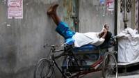 Amritsar_Cycle rickshaw