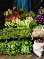 Haridwar_Fabulous vegetables - as they should be in this holy and vegetarian city