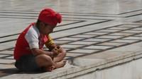 Golden Temple_Always a place for quiet contemplation despite the crowds
