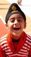 Golden Temple_Sikh boy