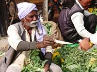 Varanasi_In the vegetable market 1