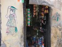 Varanasi_A general store in the backstreets