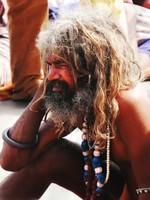 Varanasi_Another sadhu
