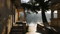 Udaipur_A simple temple beside Lake Pichola