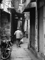 Varanasi_A Street scene 5