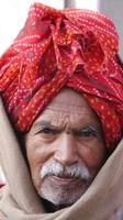 Roopangarh town - a kind face