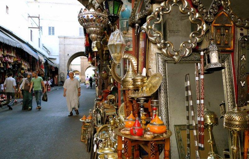 New Medina of Casablanca