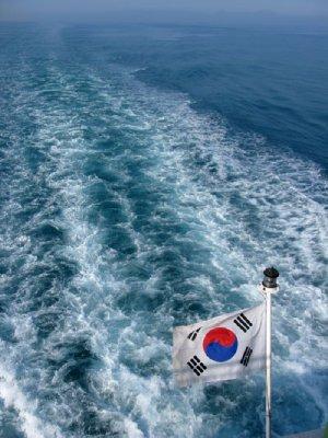 Jeju Island Ferry from Wando