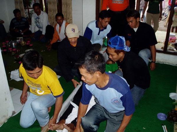 Kappala's disaster management training