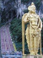 200 Steps to Enlightenment - Batu Cave