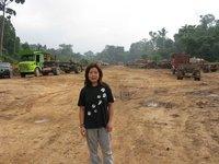 Overnight at Logging Facilities