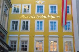Mozarts house/ Current Museum