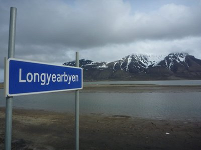 A long way from home in northern Norway