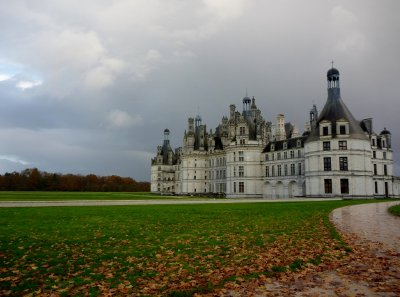 The spectacular Chambord Chateau