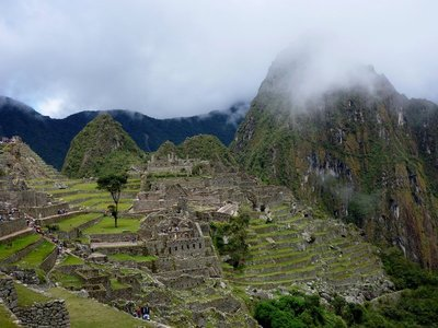 The final destination - Machu Picchu!!