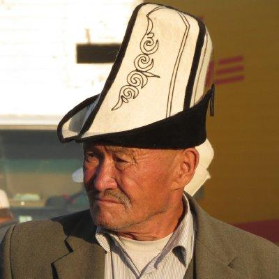 Classic Kyrgyz style