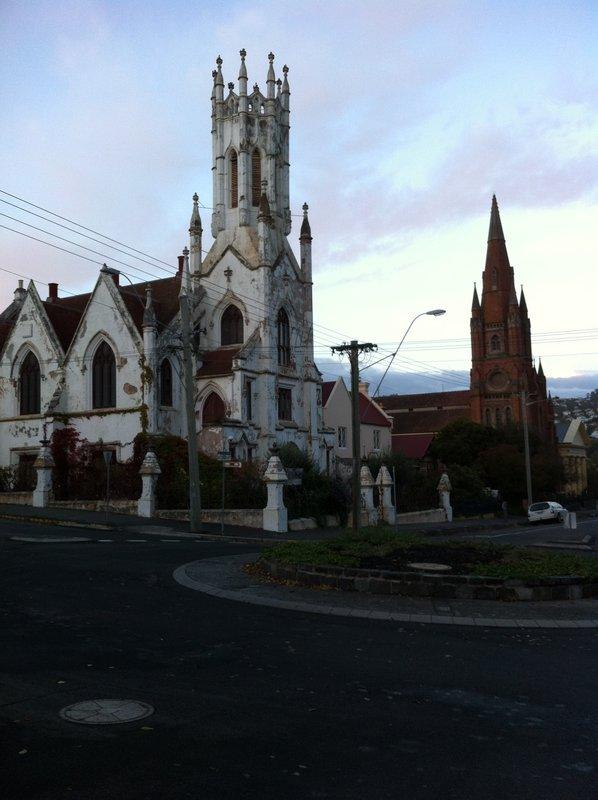 Launceston Churches