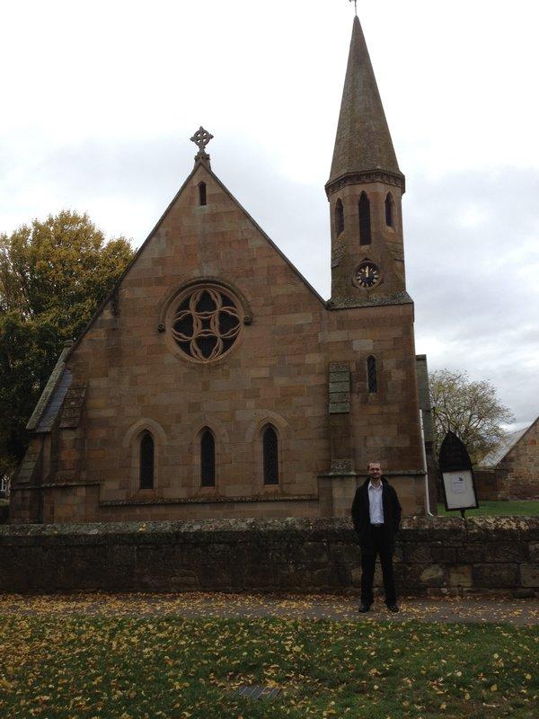 A church in Ross