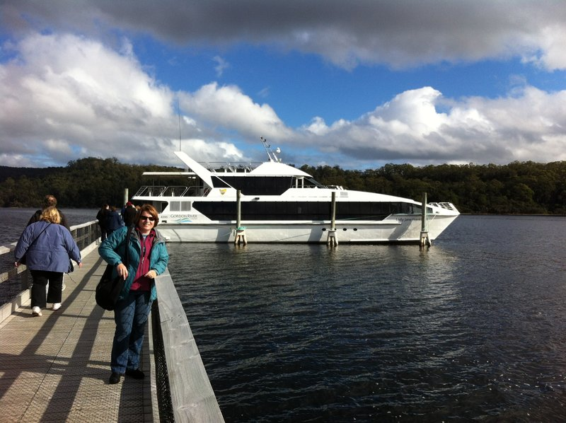 Gordon River Cruise Boat