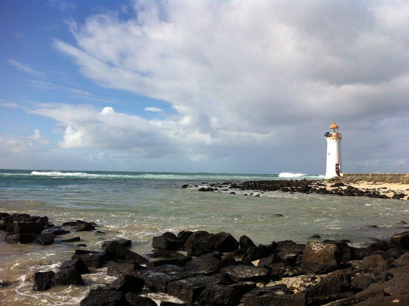Griffiths Island lighthouse, Port Fairy