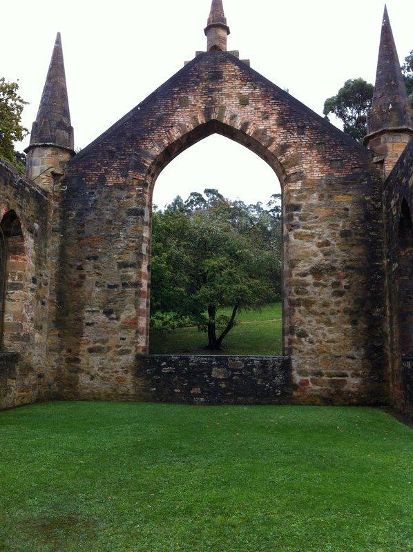 Port Arthur Chapel