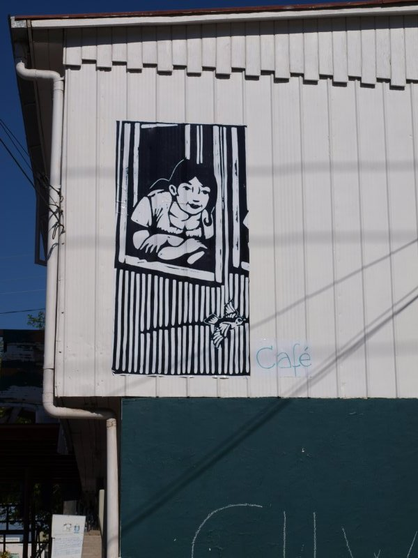 house in Valparaiso