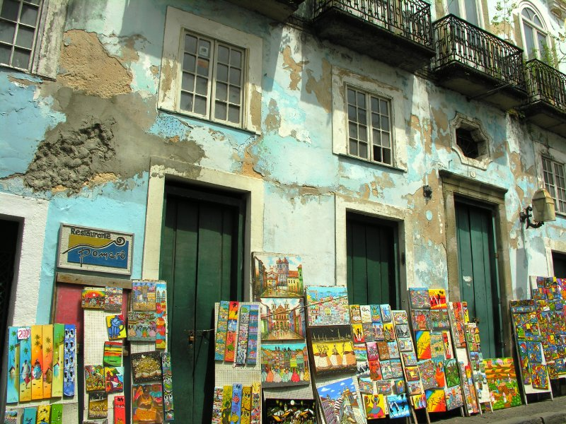 art shop in Salvador