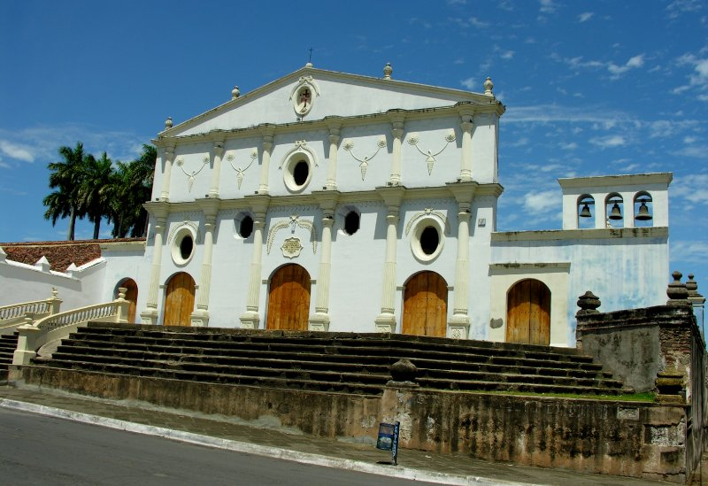 Church at the old Convent