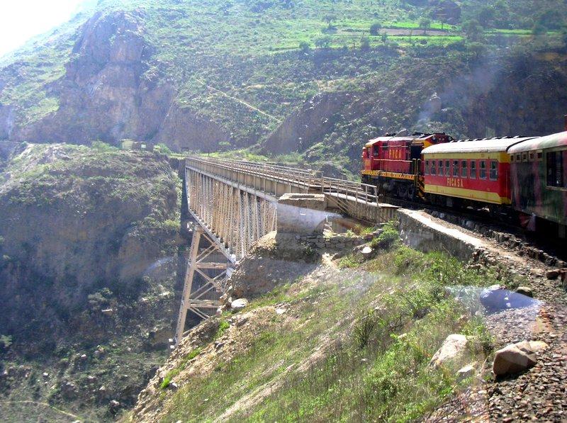Train/Bus,Lima-Huancayo-Lima