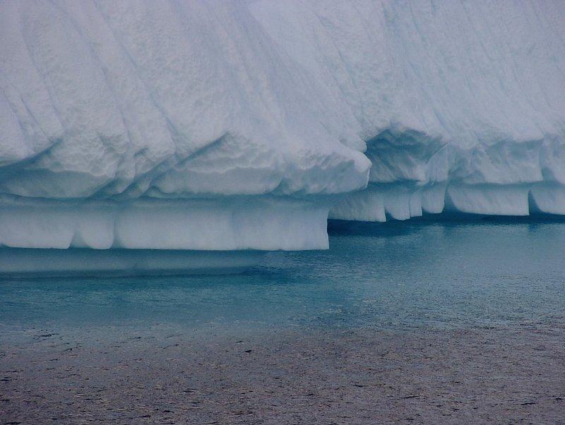 Big chunk of Ice