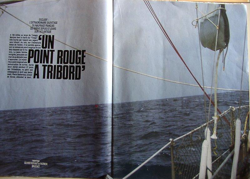 Atlantic crossing 1987/88