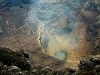 the Eye of the Volcan