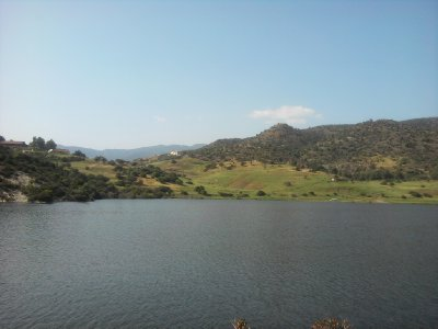 Foinikaria Cyprus Germasogeia Reservoir
