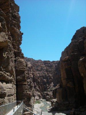 Jordan Water Canyon Hiking