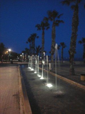 Limassol Cyprus Fountains
