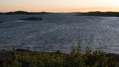 Sea near Gothenberg
