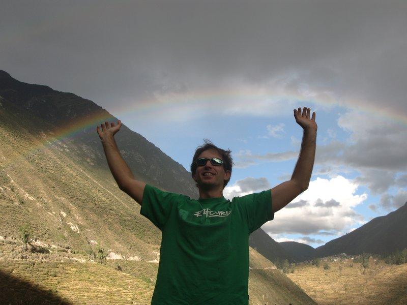 Laraos, near Huancaya