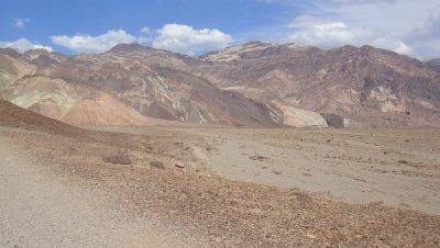 Death Valley - Artist's Drive