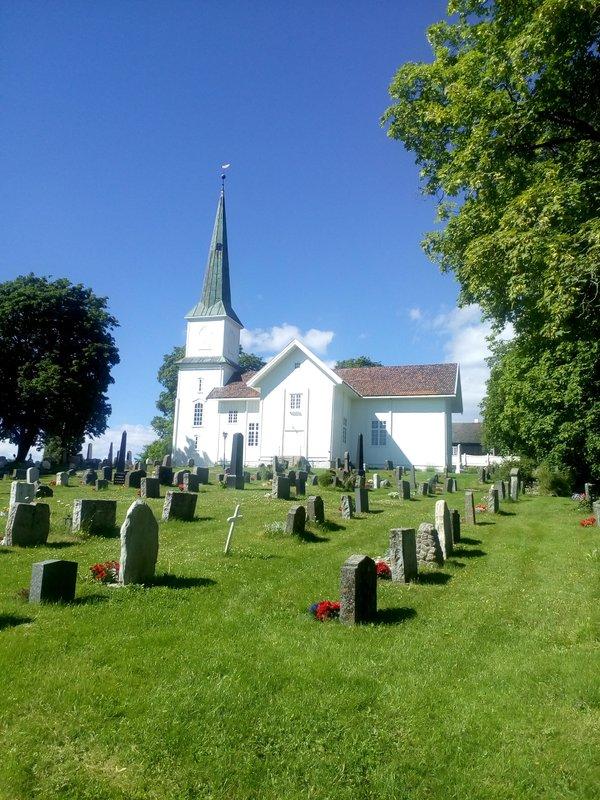 Nes Kirke på Brandbu