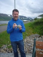 Food trail in Suðureyri