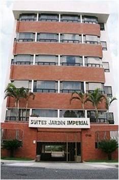 SUITES JARDIN IMPERIAL Hotel Front