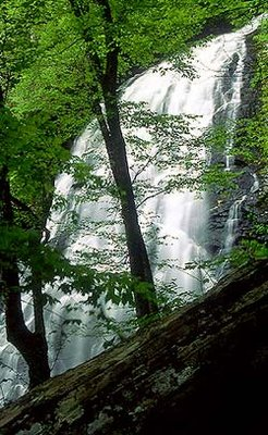 Crabtree Falls, Western North Carolina