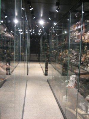 museum rietberg - visible storage