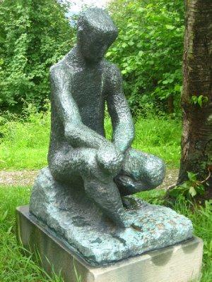 sculpture garden museum rietberg