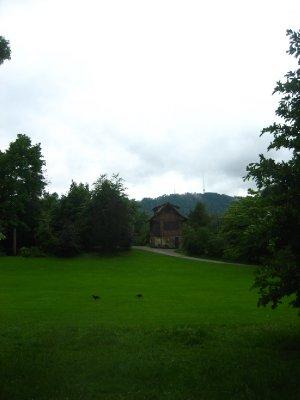 park by museum rietberg