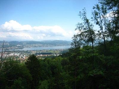 ridge line hike