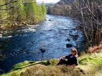 On the Banks of the River Dee